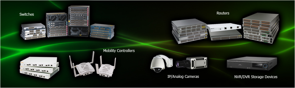 Data, WiFi & Surveillance Solutions
