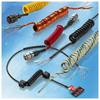 High strength Spiral Cords